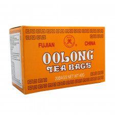Chá Oolong Tea Bags 20 sachês - Butterfly Brand 40g
