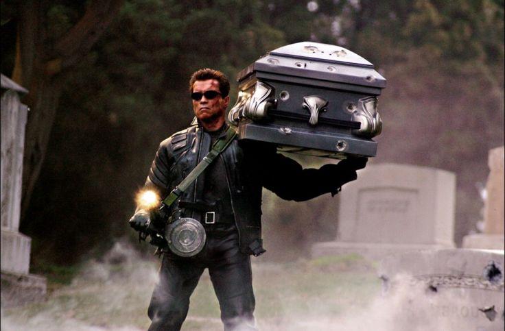 Terminator - Arnold Schwarzenegger Image 21 sur 55