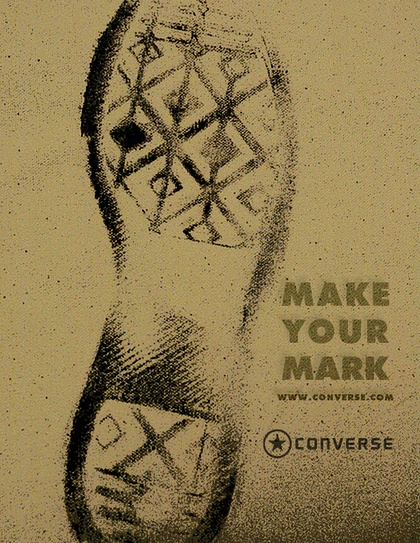Pretty cool Converse ad!