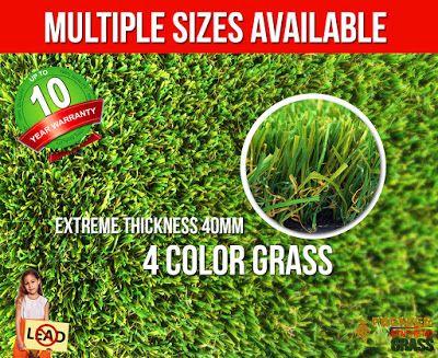 Beautiful Synthetic Lawn : Beautiful Synthetic Lawn 100% Lead Free Pet Friend...