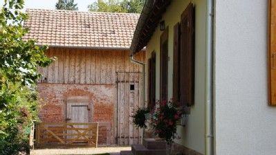 Gite Alsace - Maison La Vancelle - Charme et authenticité. Alsace . 2 à 8 personnes