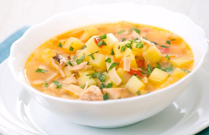 Kippensoep zelf klaar maken. Deze Italiaanse kippensoep kan jij heel makkelijk zelf klaar maken. Lees het volledig recept op onze website >>> Klik hier <<<