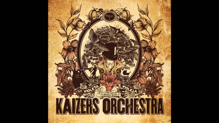 Kaizers Orchestra - Svarte Katter & Flosshatter [HQ]  I like the base guitar + the trombone and trumpet. It is sassy like a smirk
