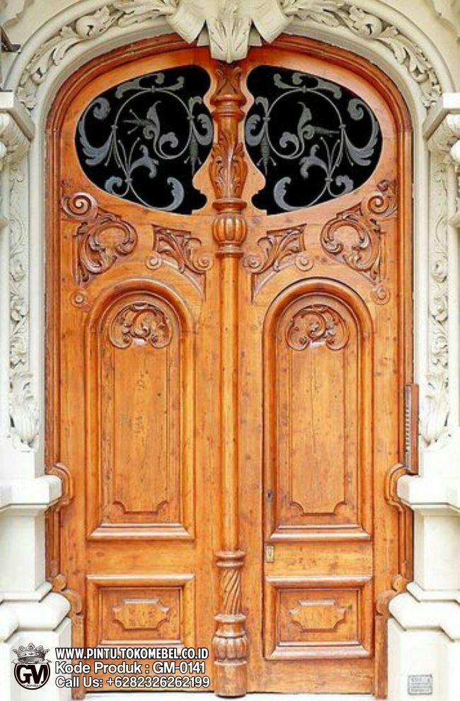 Jual Pintu Ukir Untuk Rumah Mewah