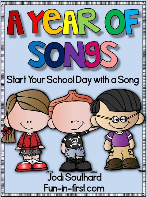 Songs to use in the classroom