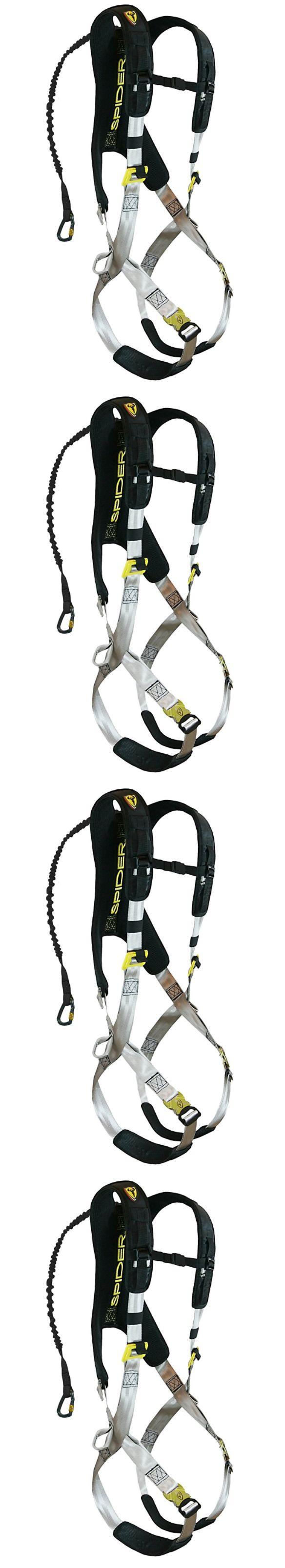 Blind and Tree Stand Accessories 177912: New Tree Spider Scent Blocker Speed Safety Harness L Xl Bow Hunting Tree Stand -> BUY IT NOW ONLY: $99.38 on eBay!