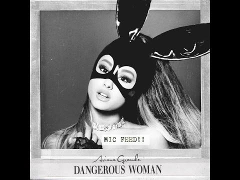 Ariana Grande (MIC FEED) - Dangerous Woman Live SNL - YouTube