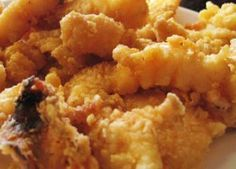 Fried Conch is as Good as it Gets!