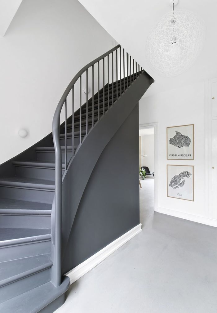 Escalier Repeint En Gris 239 Best Escalier Images On Pinterest