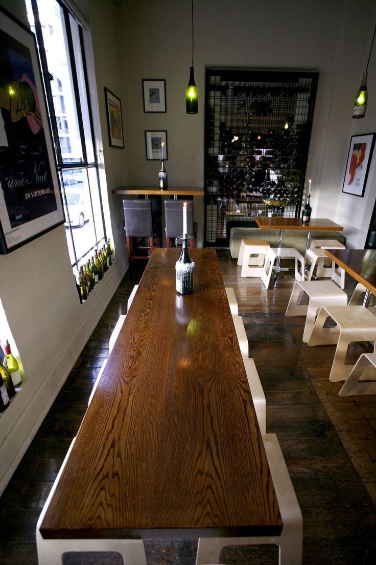 "Church St Enoteca - ""Cellar Bar""  Semi- Private Dinning available #churchstenoteca #restaurant #melbournerestaurant #australiarestaurant #finedining #food #eat #wine #foodandwine #bar"