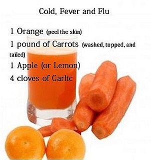 Cold Fever & Flu Juice by bestforjuicing, via Flickr