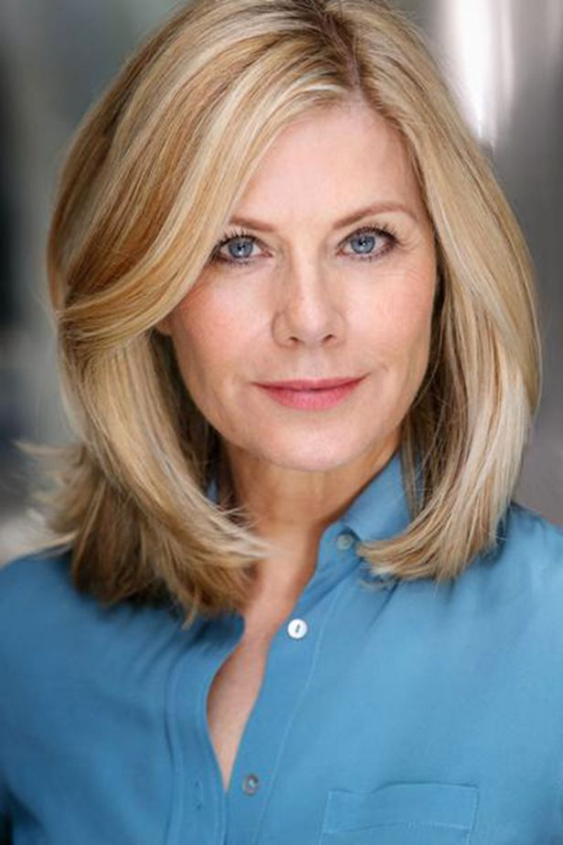 Glynis Barber is almost unrecognisable as the hilariously deadpan mother Genie Klein. Description from glynisbarber.com. I searched for this on bing.com/images