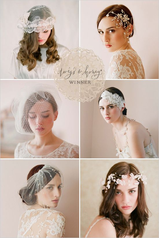 unique headpiece, veil or statement earings... Still a lot of time to decide.