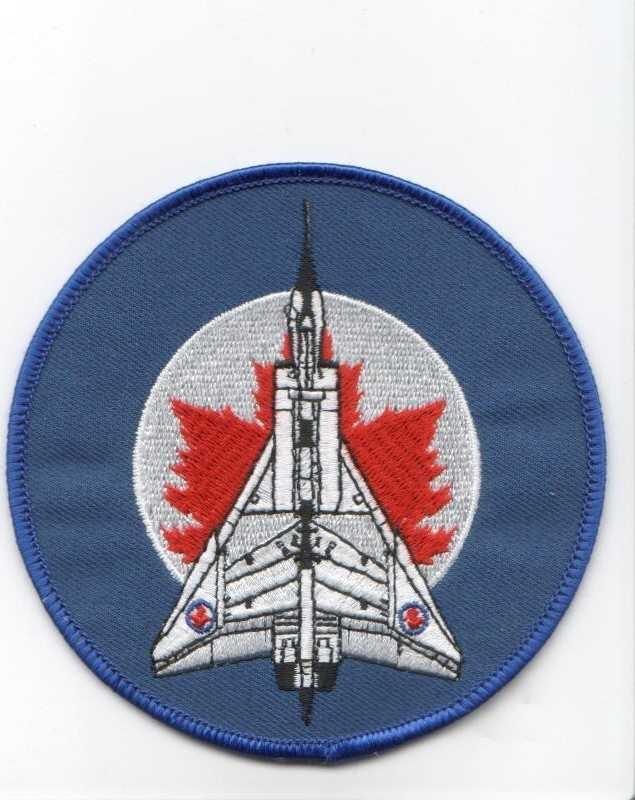 Avro badge.