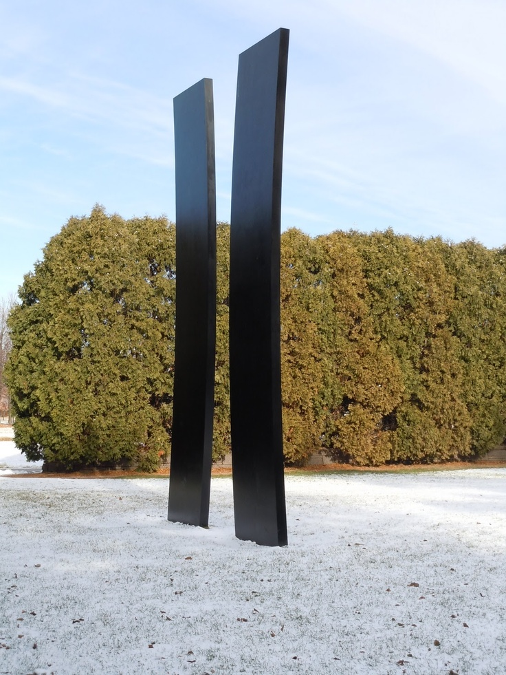 Double Curve by Ellsworth Kelly