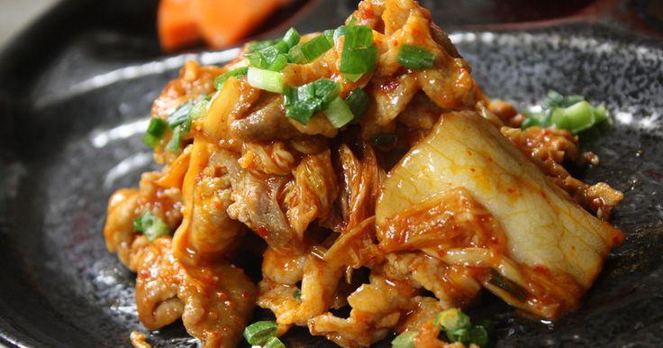 ☆簡単激ウマ!豚キムチ☆ by ぱんこ625 [クックパッド] 簡単おいしいみんなのレシピが248万品