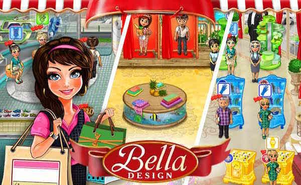 Sugar Games releases a new time-management game for iOS and Android. Bella Fashion Design is a story of a girl making her first steps in the fashion business. By managing multiple elements and conditions players should help Bella to grow her fashion boutique network. Despite being a simple country girl, Bella dreams about the world …