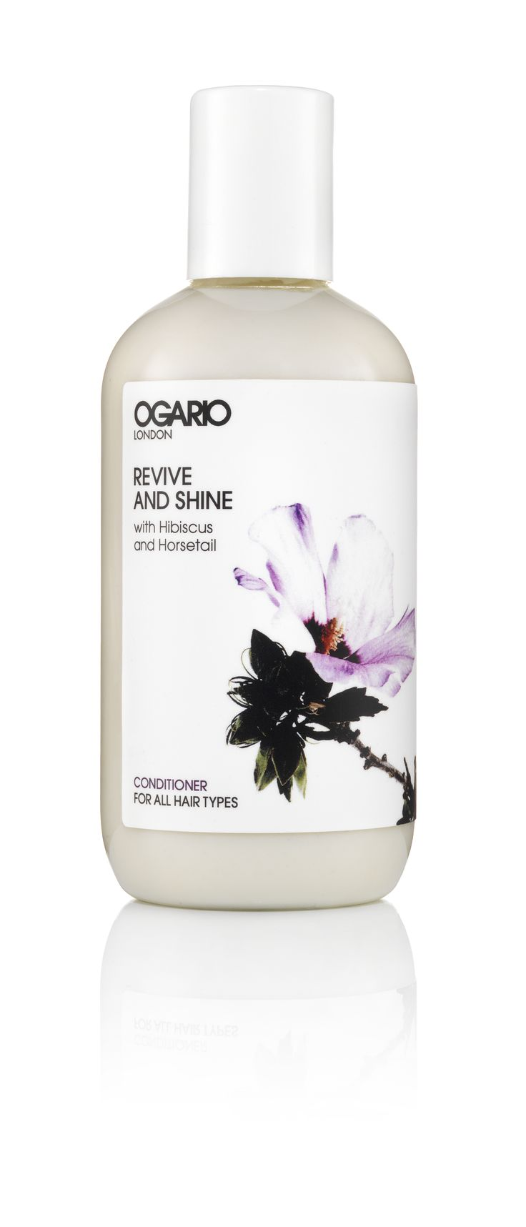 Revive and Shine Conditioner 250ml. Boost the shine with our award-winning nourishing conditioner, developed to leave hair smooth and tangle-free, without weighing it down. For all hair types.