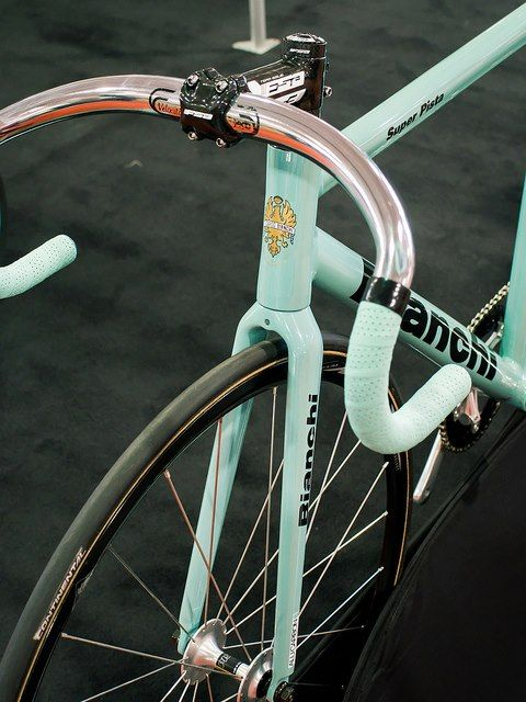Bianchi Super Pista - Will be mine so soon :)
