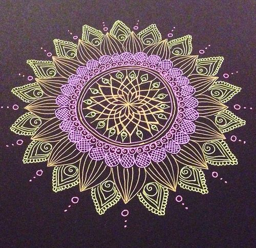 Colored Mandala | Flickr - Photo Sharing!