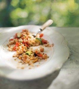 Tunisian+Vegetable+Couscous