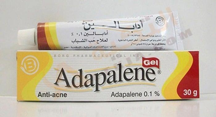 دواء أدابالين Adapalene جل ي ستخدم في علاج الأمراض الجلدية خاصة حب الشباب الذي ي عاني منه كثير من المراهقين وأيضا التخلص Anti Acne Body Skin Care Body Skin
