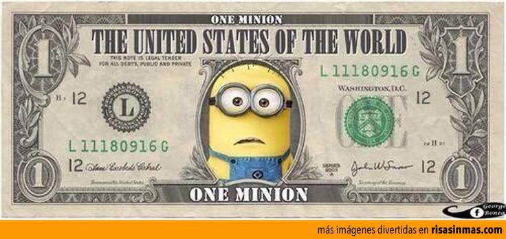 One Minion dollars