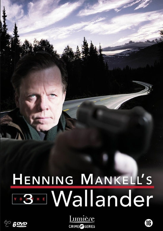 Wallander - Swedish TV series based on characters created by Henning Mankell
