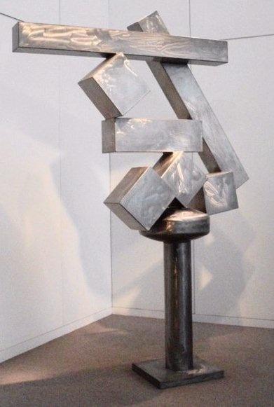 David Smith: Cubi XIX, 20th Century Sculpture