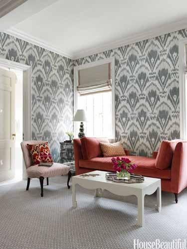 House Beautiful.Com 99 best window treatments images on pinterest | window treatments