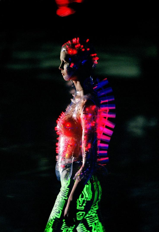 Alexander McQueen for Givenchy, Paris Autumn Winter 1996