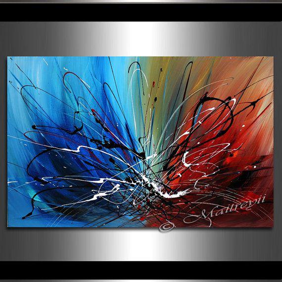 420 Best Images About Tableaux Peinture On Pinterest