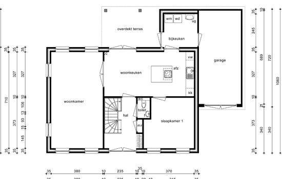 87 beste afbeeldingen over plattegrond woningen op pinterest huisplattegronden zoeken en - Plan ouderslaapkamer met badkamer en kleedkamer ...