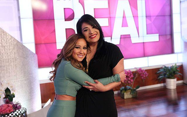EXCLUSIVE: Adrienne Bailon & Suzette Quintanilla Talk Selena's Legacy