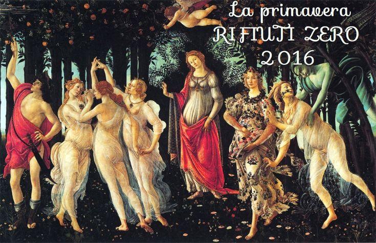 La Primavera Rifiuti Zero 2016 di Zero Waste Italy