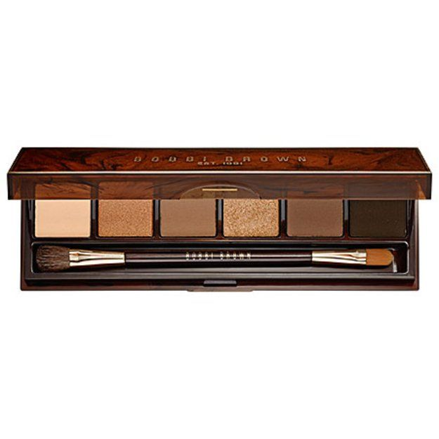 I'm learning all about Bobbi Brown Warm Eye Palette at @Influenster!