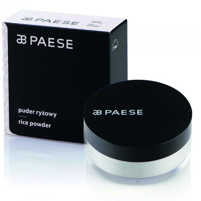 Puder ryżowy #makeup #paese http://sklep.paese.pl/p/289-puder-ryzowy