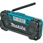 Makita 12-Volt CXT Lithium-Ion Cordless Compact Job Site Radio (Tool Only)