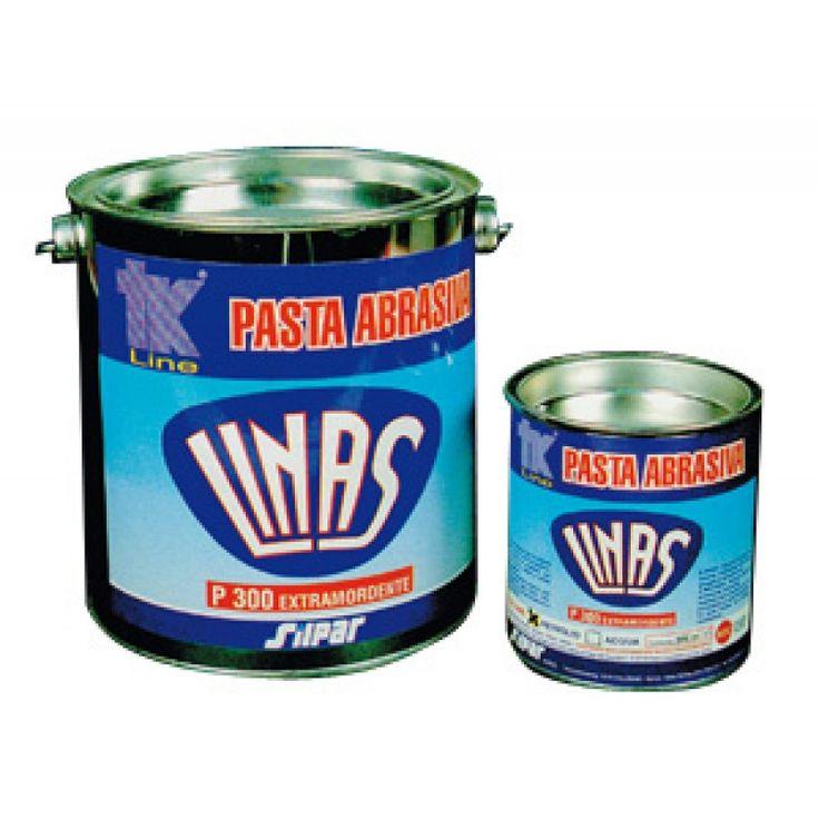 Pasta de Pulimento TK Linas 2.5 lt. Pasta abrasiva nautica para pulir gel coat y fibra de vidrio con pintura o sin pintura. Pulimento náutico muy efectivo y pote