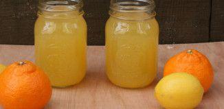 Házi elektrolit ital – megfázásra, influenzára, gyomorgyulladásra