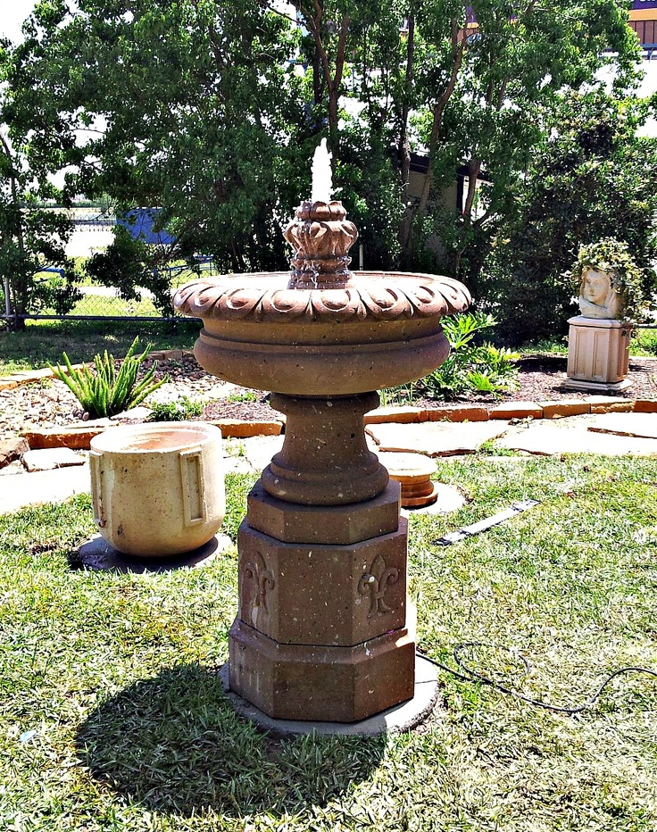 Best images about hand carved natural stone fountains