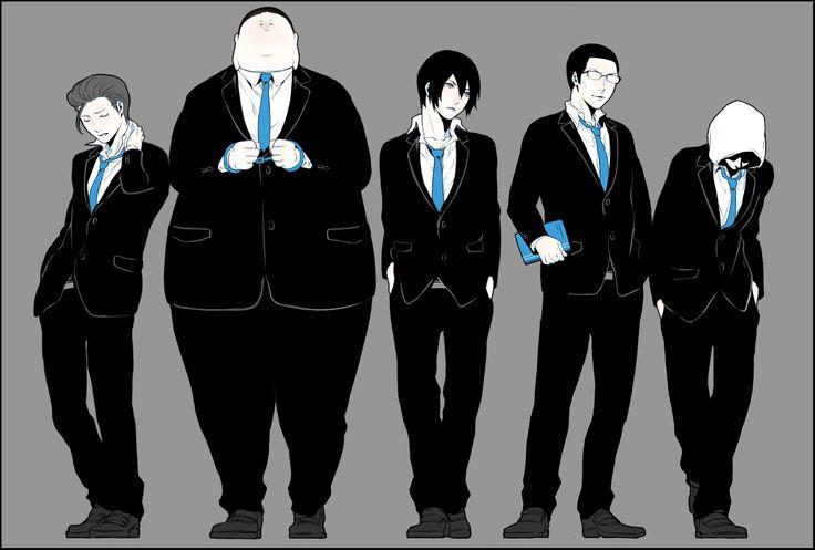 The boys of prison school