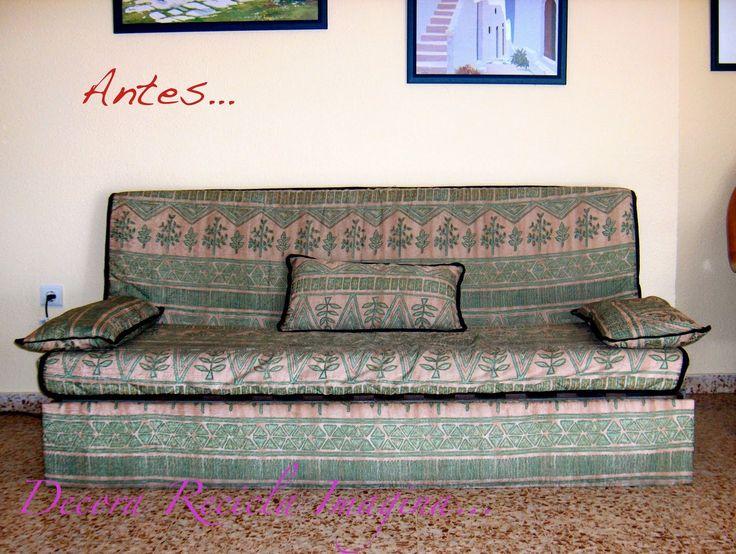 1000 ideas about sofas camas baratos on pinterest camas for Sofa cama 1 plaza barato