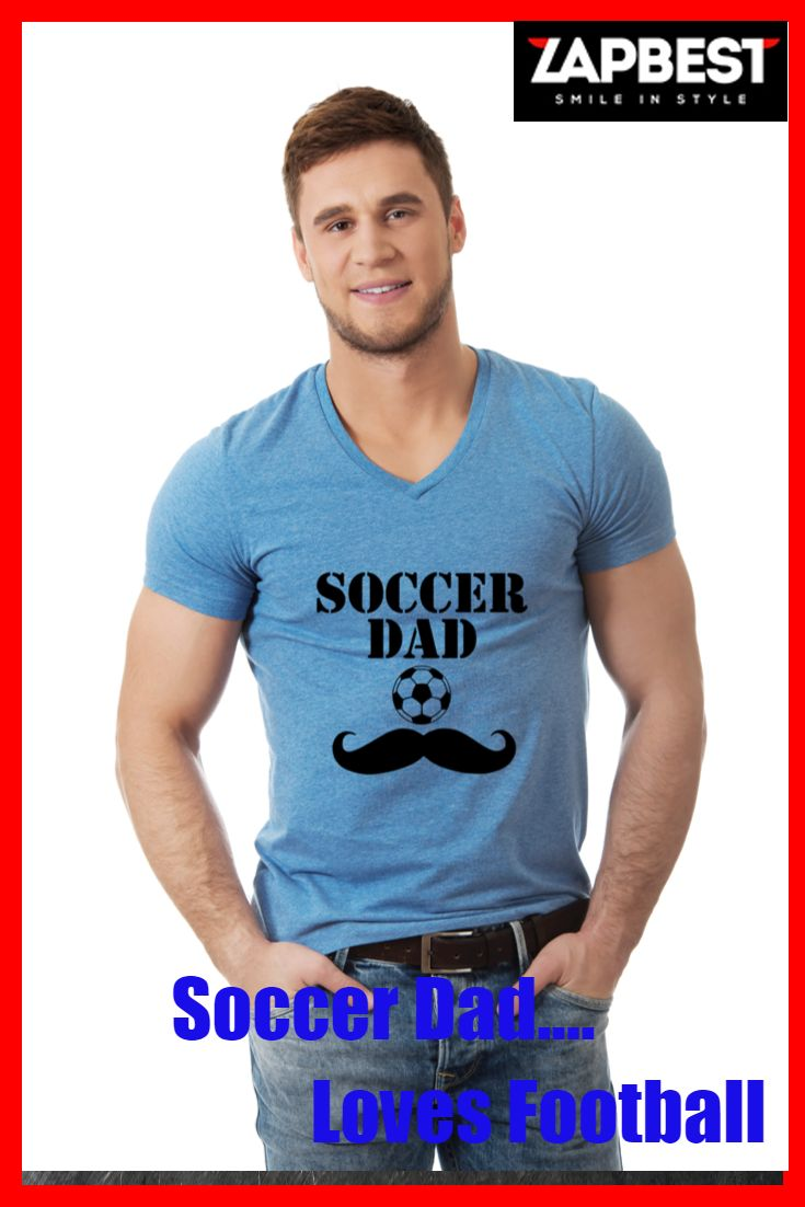Quality Hoodies and tees..Click here http://zapbest2.myshopify.com/products/soccer-dad Made just for you! Printed in USA Fast Shipping! In Stock. Can Ship