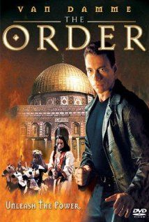 The Order isn't that great of a film, but if you're looking for Van Damme action, you found it. This is kind of like Van Damme meets Indiana Jones in Jerusalem. There were some good moments in this movie.