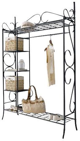 Metallgarderobe, Home Affaire,