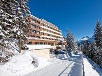 Hotel The Excelsior in Arosa günstig buchen / Skireisen Schweiz www.winterreisen.de