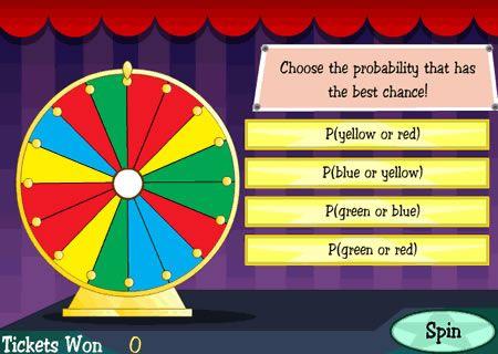 SMART BOARD - Probability Fair