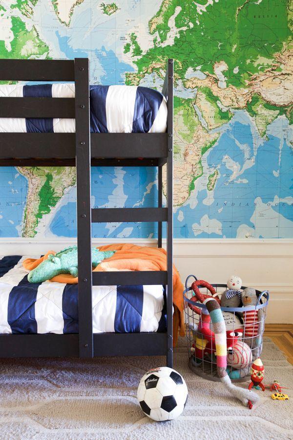 5 idee per arredare la camera dei bambini