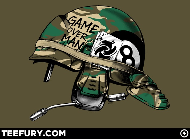 Game Over Man (from Aliens)